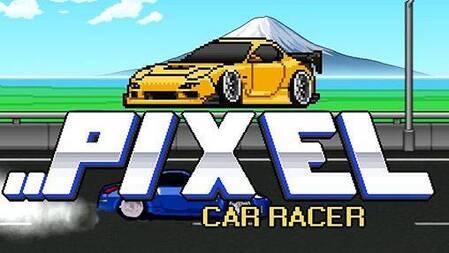 Pixel Car Racer Apk Mod Dinheiro Infinito