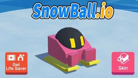 Snowball io Apk Mod Skins Grátis