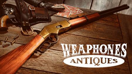 Weaphones Antiques Gun Apk Mod Versão Completa