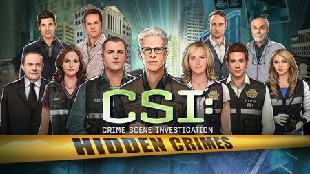 CSI Hidden Crimes Apk Mod Dinheiro Infinito