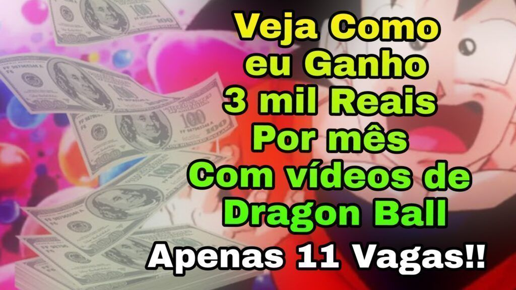 Pagina Monetizada 2.0 Funciona Dragon Ball 1024x576 - My Talking Tom 2  v1.6.1.702 Apk Mod Dinheiro Infinito