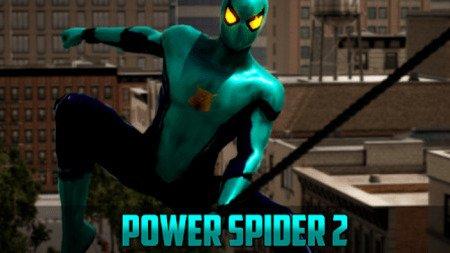 Power Spider 2 Apk Mod Dinheiro Infinito