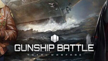 Gunship Battle Total Warfare Apk Mod Dinheiro Infinito