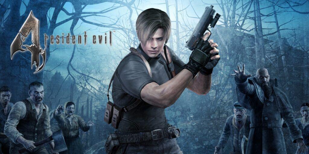 Donwload Resident Evil 4 Jogo Para Celular android iphone