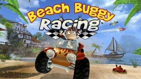 Beach Buggy Racing Apk Mod Dinheiro Infinito