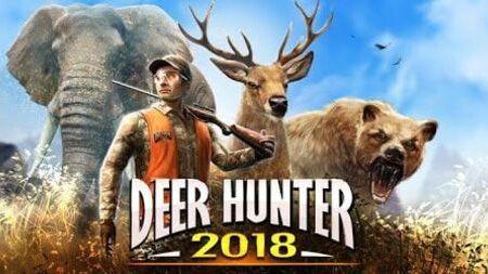 Deer Hunter Apk Mod Dinheiro Infinito