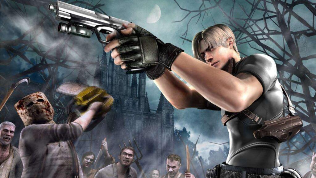Donwload Resident Evil 4 Jogo Para Celular atualizado