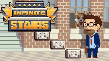 Infinite Stairs Mod Apk Dinheiro Infinito