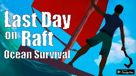 Last Day On Raft Ocean Survival Apk Mod Dinheiro Infinito