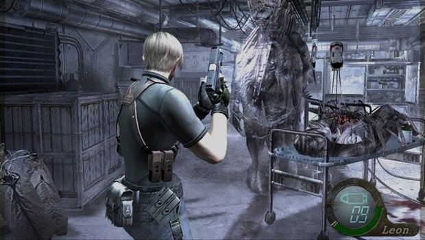 Resident Evil 4 Jogo Para Celular