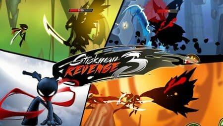 Stickman Revenge 3 Apk Mod Dinheiro Infinito