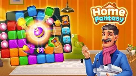 Home Fantasy Apk Mod Dinheiro Infinito