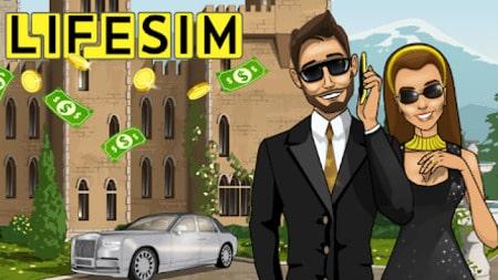 Life Sim Simulador De Vida Apk Mod Dinheiro Infinito