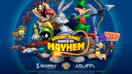 Looney Tunes Mundo Insano Apk Mod Mod Menu