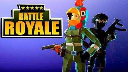 Battle Royale Fps Shooter Apk Mod Dinheiro Infinito