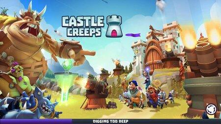 Castle Creeps TD Mod Apk dinheiro infinito e diamantes infinitos