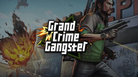 Grand Crime Gangster Mod Apk Dinheiro Infinito