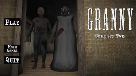 Granny Chapter Two Apk Mod dinheiro infinito