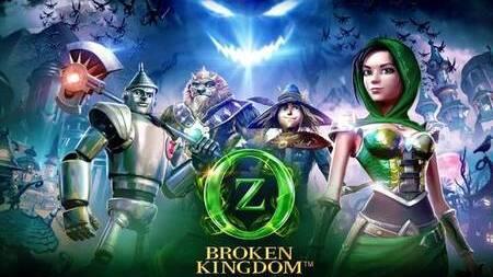 Oz Broken Kingdom Apk Mod Mana Infinita
