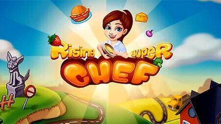 Rising Super Chef Mod Apk Dinheiro Infinito