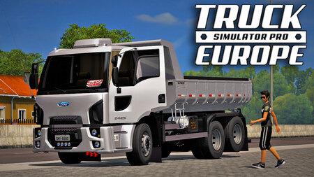 Truck Simulator Pro Europe Apk Mod Dinheiro Infinito