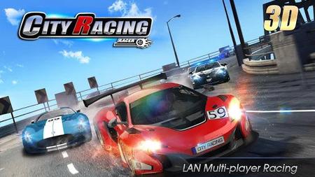 City Racing 3D Apk Mod Dinheiro Infinito