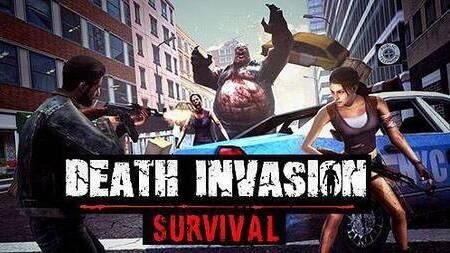 Death Invasion Survival Mod Apk Dinheiro Infinito