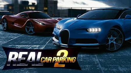 Real Car Parking 2 Driving School Mod Apk Dinheiro Infinito