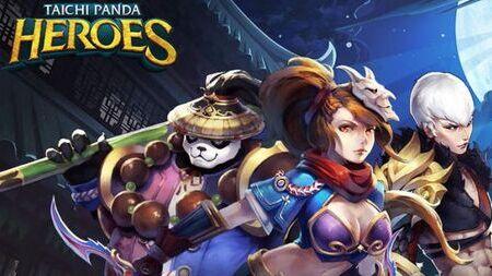 Taichi Panda Heroes Apk Mod Dinheiro Infinito