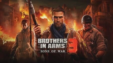 Brothers In Arms 3 Apk Mod Dinheiro Infinito