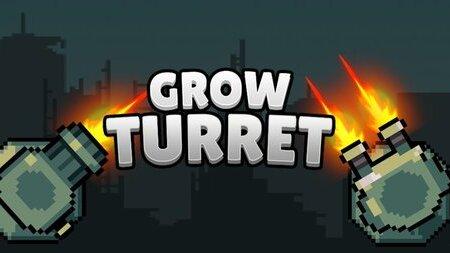 Grow Turret Mod Apk Dinheiro Infinito