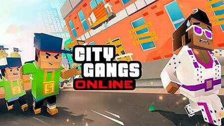 City Gangs San Andreas Apk Mod Dinheiro Infinito
