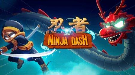 Ninja Dash apk mod dinheiro infinito