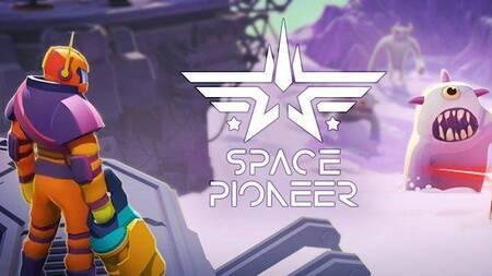 Space Pioneer Apk Mod Dinheiro Infinito