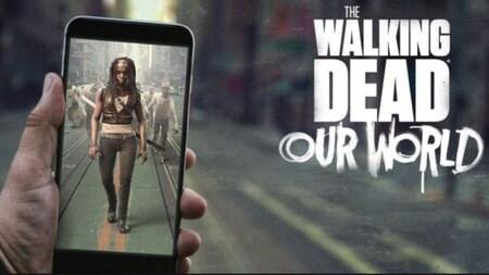 The Walking Dead Our World Apk Mod Dinheiro Infinito