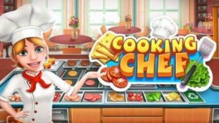 Crazy Cooking Chef Apk Mod Dinheiro Infinito