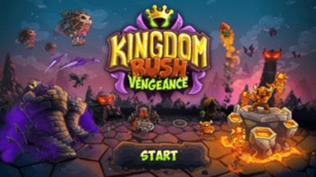 Kingdom Rush Vengeance Mod Apk Dinheiro Infinito