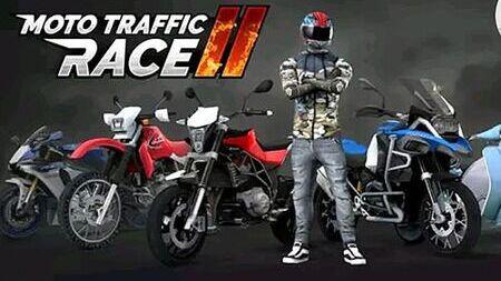 Moto Traffic Race 2 Multiplayer Apk Mod Dinheiro Infinito