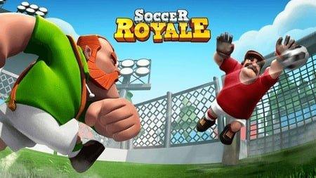 Soccer Royale Apk Mod Dinheiro Infinito