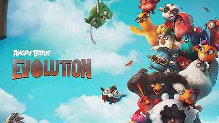 Angry Birds Evolution apk mod dinheiro infinito