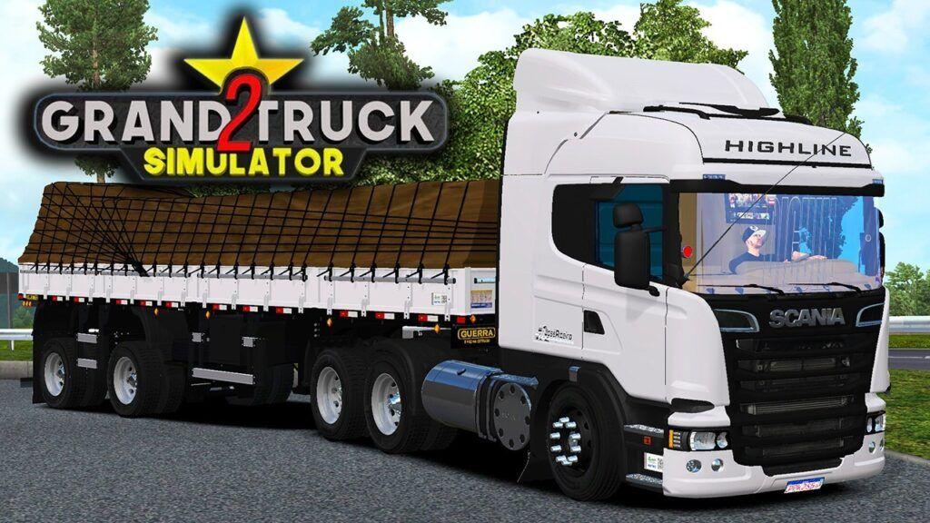 Grand Truck Simulator Dinheiro Infinito