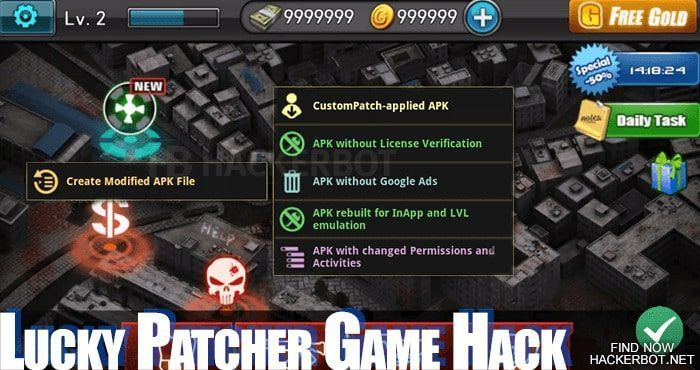 Dinheiro infinito no jogos online