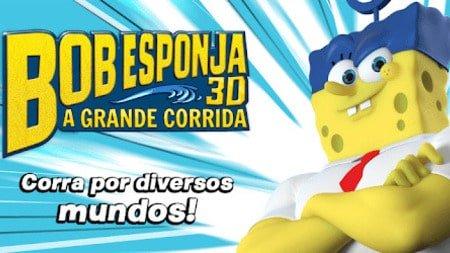 Bob Esponja: A Grande Corrida Premium Apk Download