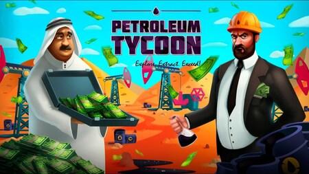 Petroleum Tycoon Mod Apk Dinheiro Infinito