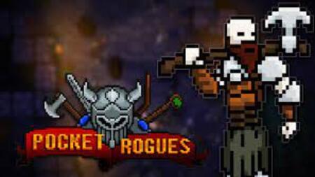 Pocket Rogues Apk mod dinheiro infinito