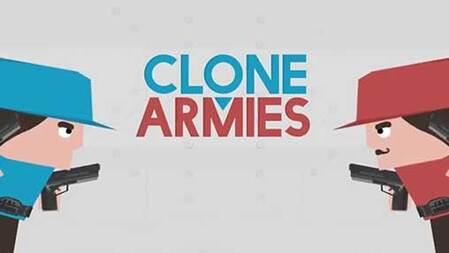 Clone Armies Apk Mod Dinheiro Infinito