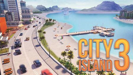 City Island 3 dinheiro infinito