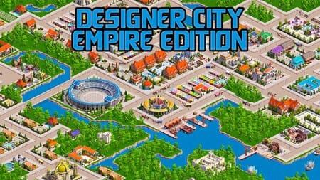 Designer City Empire Edition mod apk dinheiro infinito