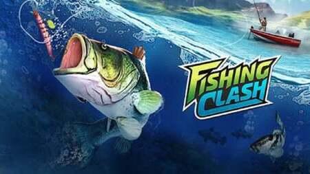 Fishing Clash mod apk dinheiro infinito