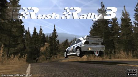 Rush Rally 3 Mod Apk Dinheiro Infinito